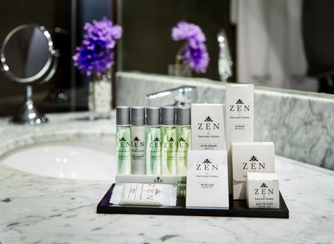The best amenities for your stay